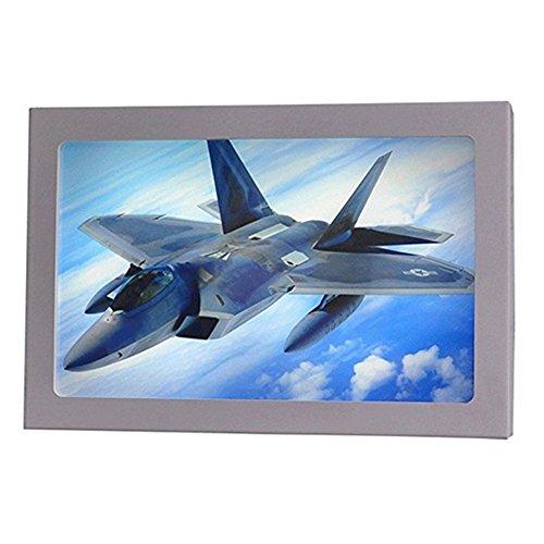 QINAIDI LED-Flugzeuge Wandleuchte Industrielle Wind Thema Kinderzimmer Nacht 12W Flugzeug Malerei Lampe 20 * 30Cm - Ändern Sie Wand Licht Schalter