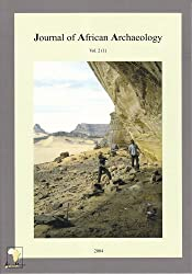Journal of African Archaeology: Vol. 2 (1) 2004