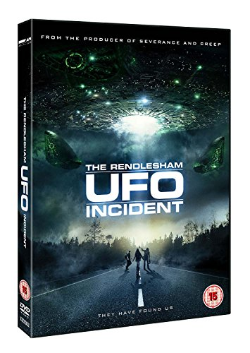 The Rendlesham UFO Incident  DVD