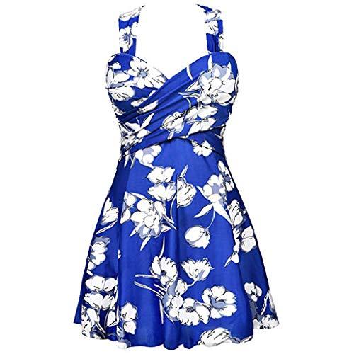 Bfmyxgs Fashion Bikini für Frauen Damen EIN Stück Badeanzüge für abnehmen Monokini Bademode Badeanzüge HalterSwi Bikini Bademode Bodysuits Monokini setzt Tankini Bademode