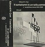 Il socialismo in un solo paese. I. la politica interna 1924-1926.