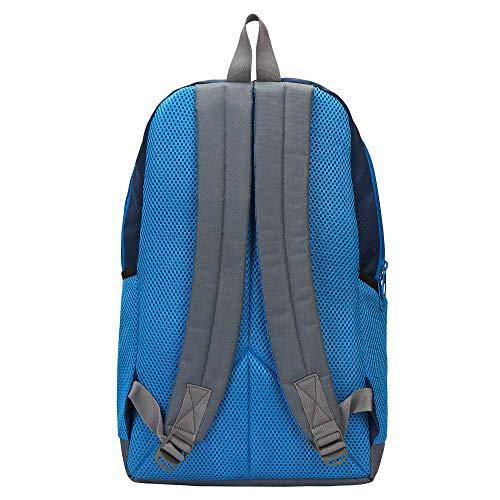 Lutyens 26 LTR Blue School Bag with Laptop Pocket (Lutyens_501)