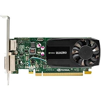 HP NVIDIA Quadro K620 2 GB GDDR3 - Tarjeta gráfica (Quadro ...