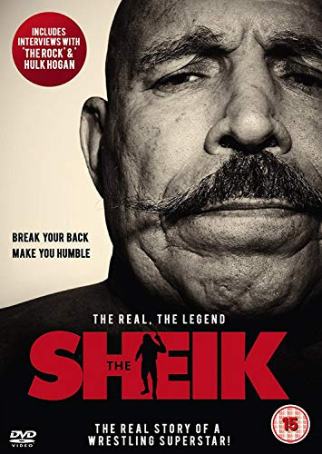 The Sheik [DVD]