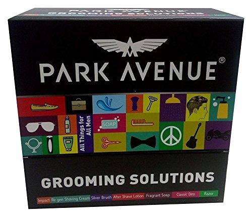 Park Avenue Grooming Solutions Kit