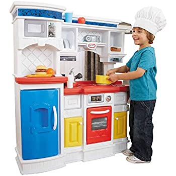Little Tikes Cookn Grill Kitchen Amazon Co Uk Toys Amp Games