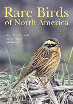 Rare Birds of North America by [Howell, Steve N. G., Lewington, Ian, Russell, Will]