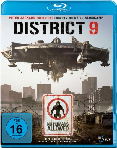 District 9 [Blu-ray] ()