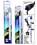 Hidom Stainless Steel 500w Submersible Aquarium Heater - HQ 304 Spec Stainless Steel