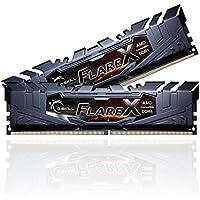 G Skill F4-3200C14D-16GFX - Tarjeta de Memoria de 16 GB, Color Negro