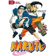 Naruto nº 22/72 (EDT)