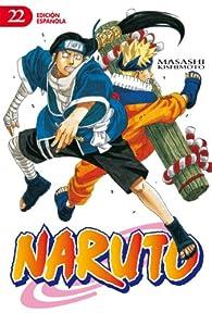 Naruto nº 22/72 par Masashi Kishimoto