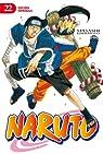 Naruto nº 22/72 par Kishimoto