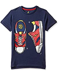 fcf3b0bcc40 T-Shirts for Boys  Buy Boy s T-Shirts Online at Low Prices in India ...