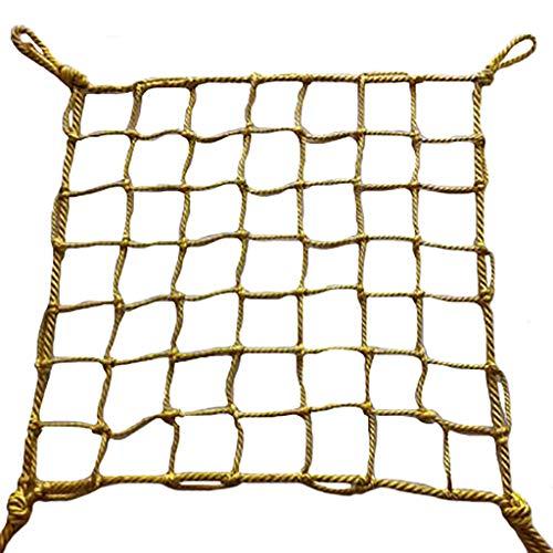 Kletternetz Im Freiensport-Entwicklungstraining Krabbelnetzwand-Schutznetz-Spielplatz-Ausrüstung Breite 1.5M / 1M Bis 5M (größe : 1.5x2m)