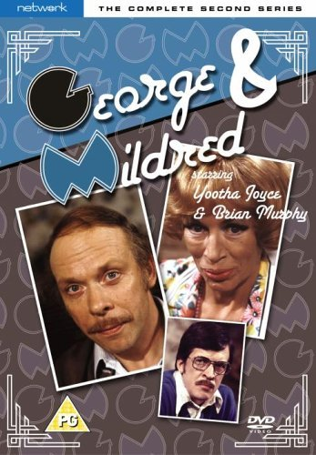 George And Mildred - The Complete Second Series [DVD] by Yootha Joyce