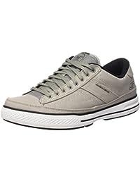 Skechers ArcadeChat 51033 GRY - Zapatillas de ante para hombre