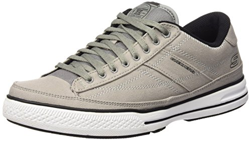 skechers-arcade-chat-sneakers-basses-homme-gris-gry-42