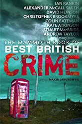 The Mammoth Book of Best British Crime 8