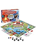 Pokemon Monopoly - Kanto Edizione Gioco Da Tavolo - Standard, Standard