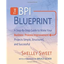 The Bpi Blueprint: A Step-By-Step Guide to Make Your Business Process Improvement Projects Simple, Structured, and Successful