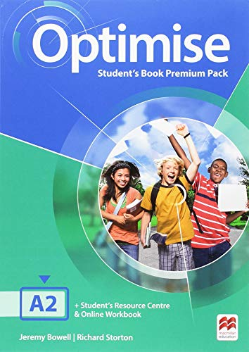 Optimise. A2. Student's book-Worbook. With key. Ediz. Italy. Per le Scuole superiori. Con e-book. Con espansione online