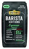 Jacobs Barista Editions Espresso Intense, Kaffee Ganze Bohne, 1 kg