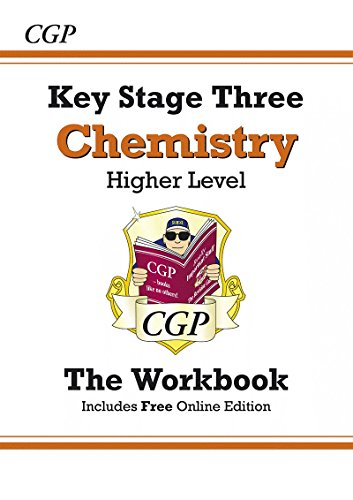 KS3 Chemistry Workbook (With Online Edition) - Higher: Materials and Their Properties Workbook (Levels 3-7) (Workbooks)