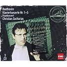 Beethoven : Klavierkonzert Nr. 1-5 / Triplekonzert