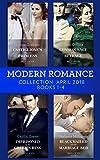 Modern Romance Collection: April 2018 Books 1 - 4: Castiglione's Pregnant Princess / ...
