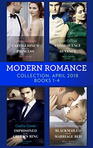 PDF Descargar Modern Romance Collection: April 2018 Books 1 - 4