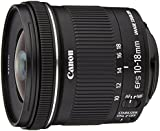 Canon 9519B005AA EF-S 10-18mm f/4.5-5.6 IS STM Lens