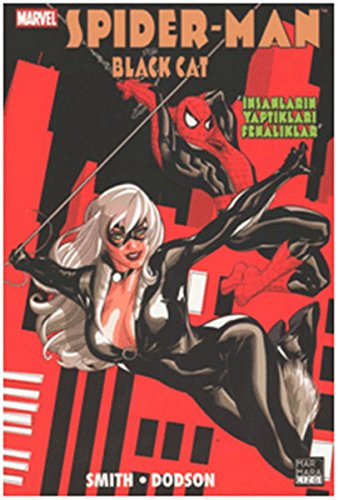 SPIDER-MAN BLACK CAT