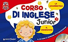Idea Regalo - Corso di inglese junior. Con CD Audio