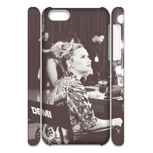 LP-LG Phone Case Of Demi Lovato For Iphone 4/4s [Pattern-6] Pattern-3