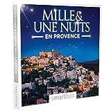 SMARTBOX - Coffret Cadeau homme femme couple - Mille et une nuits en Provence - idée cadeau - 196 séjours : maisons d'hôtes, hôtels 3* et 4*, châteaux, hébergements insolites...
