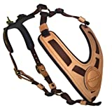 Niggeloh 1311 00005 Dog Harness Mantrailing S / M Brown