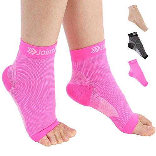 Kompressionssocken, schmerzlindernde Fußgelenk Bandage/Sprunggelenkorthese zur Unterstützung des Fußgelenks, Fußgelenkstütze/Knöchelschonerfür Damen & Herren(1 Paar)