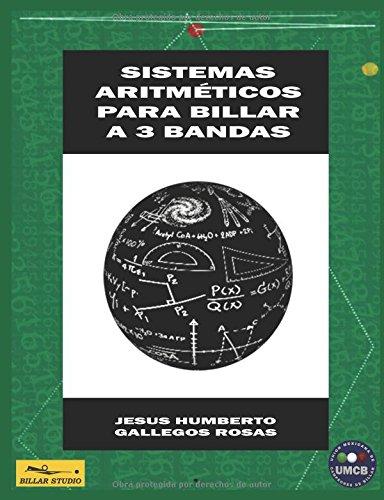 SISTEMAS ARITMÉTICOS PARA BILLAR A TRES BANDAS por JESUS HUMBERTO GALLEGOS ROSAS