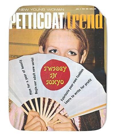 Jupon 6 janvier 1968 Twiggy Étui pour IPaD