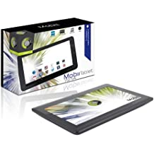 Point of View Mobii 721A 8GB Black - Tablet (Minitableta, Android, Pizarra, Android, 4.2 Jelly bean, Negro)