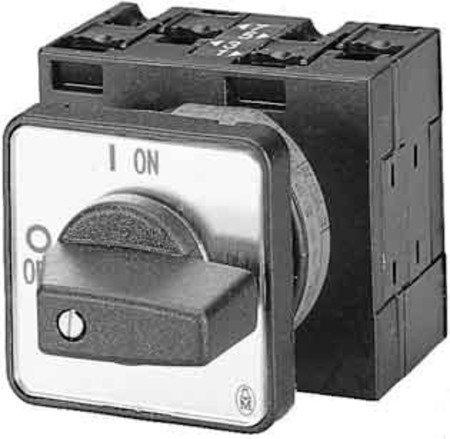 Eaton 024639 EIN-AUS-Schalter, 3-polig, 20 A, 90 Grad, Einbau -