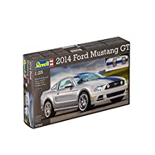 Revell - 2014 Ford Mustang Gt (7061)