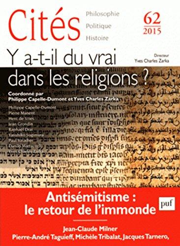 Cits, N 62/2015 : Y a-t-il du vrai dans les religions ?