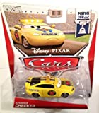 Disney Pixar Cars Charlie Checker (Piston Cup, #12 of 18)
