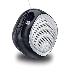 iBall Musi Cube BT20 Portable BT speaker - Black