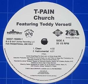 Church [Vinyl Single]
