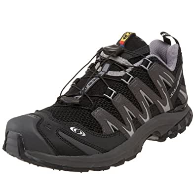 Mens Salomon XA Pro 3D Ultra - Black and Autobahn UK 8.5