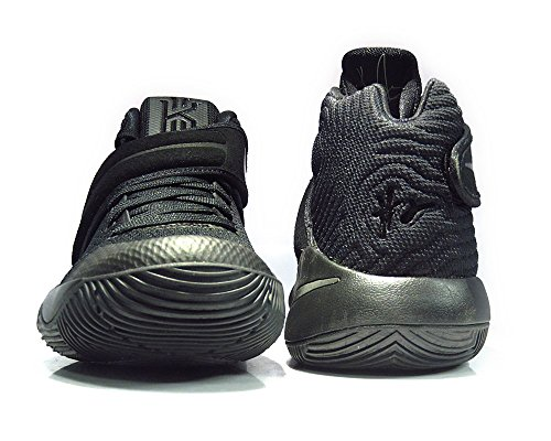 Nike Kyrie 2, Scarpe da Basket Uomo, 41 EU Nero (Black (nero / silver Reflect-volt))