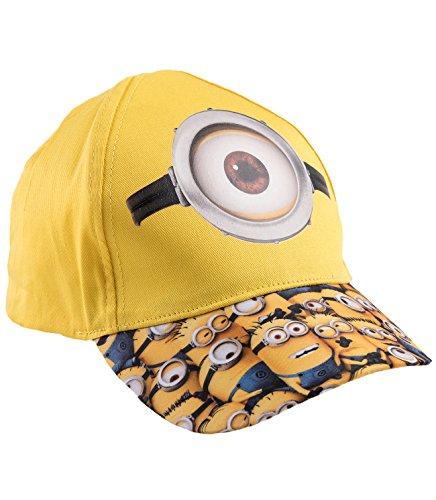 Gorra de béisbol – Amarillo